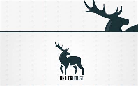 logo deer premade deer logo for sale lobotz