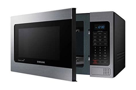 Samsung Countertop Microwaves by Samsung Mg11h2020ct 1 1 Cu Ft Counter Top Microwave Review