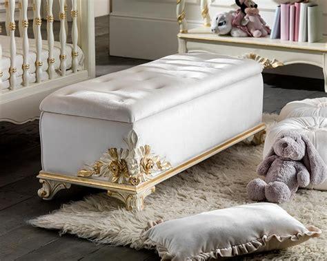 panca da letto panca per da letto idee per la casa