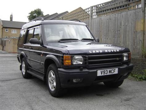land rover old discovery topworldauto gt gt photos of land rover discovery 2 td5