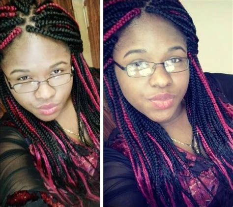 two color box braids how do you grow hair all your will need to