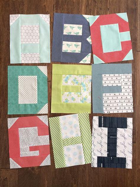 Leter Quilt Museum by Best 25 Alphabet Quilt Ideas On