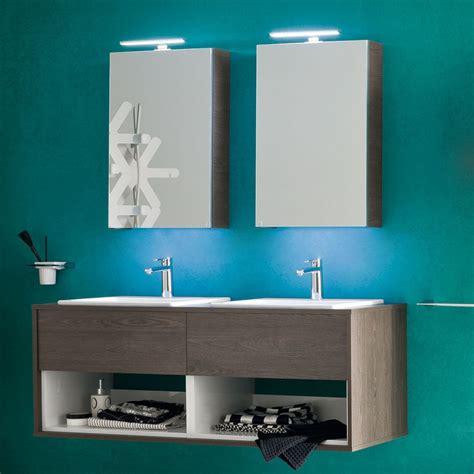bagno con due lavandini idee il progetto di flavia mobile bagno sospeso con