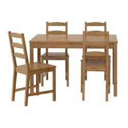 Dining Table 4 Chairs Jokkmokk Table And 4 Chairs Ikea