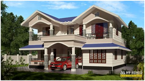 modern home design in kerala low budget modern house designs in kerala