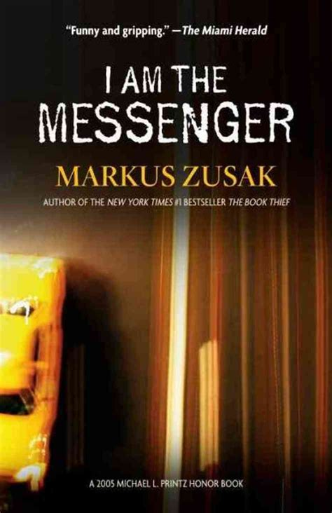 australia i am the messenger markus zusak read with style