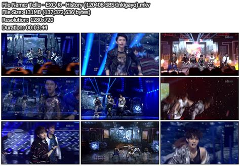 download mp3 exo k history download perf exo k history mama sbs inkigayo 120408