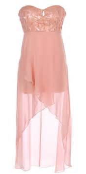 poetic justice dress pink sequin high low maxi dresses