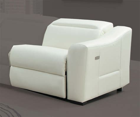 off white leather recliner off white leather recliner images