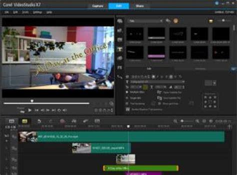 corel videostudio pro x7 review & rating | pcmag.com