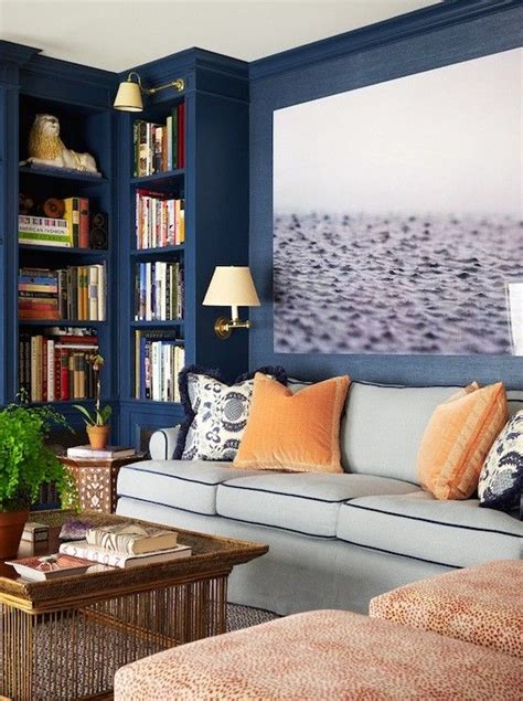 Yellow Blue And Orange Living Room 132 Best Images About Living Room Color Ideas Navy Blue