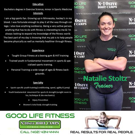 personal in lincoln nebraska by certified personal trainer steve auxier