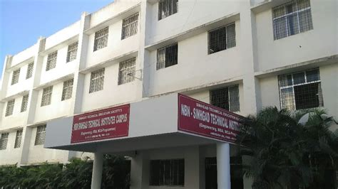 Top Mba Colleges In Pune by Nbn Sinhgad School Of Management Studies Ambegaon Bk