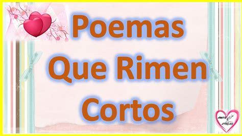 pin poemas que rimen de amistad cortos and post on pinterest poemas que rimen cortos de amor para conquistar rimas