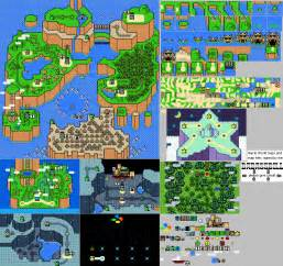 Super Mario World Maps by Gallery For Gt Super Mario World Map