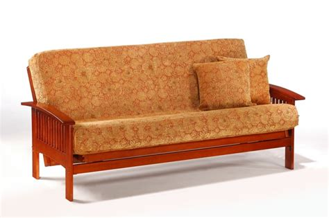 Futon Sofa Frame by Ruskin Sofa Bed Futon Frame Solid Hardwood