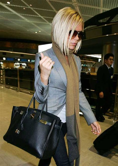 victoria beckham in honey blonde hair pic 20 stylishly cute bob haircuts crazyforus