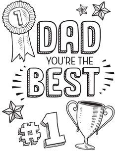 printable birthday cards to color for dad father s day cards for preschoolers to make early