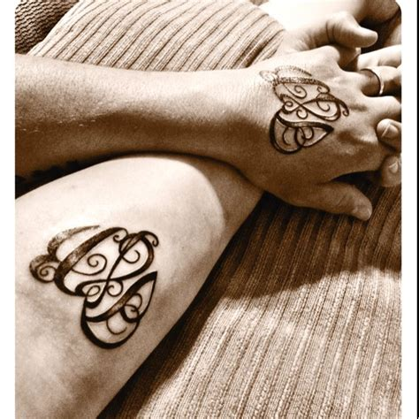 couples initials tattoos 230 best child tattoos images on