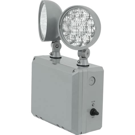lithonia lighting emergency lights lithonia lighting concealed polycarbonate led optics exit