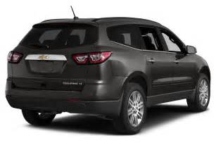 Chevrolet Traverse Msrp New 2016 Chevrolet Traverse Price Photos Reviews
