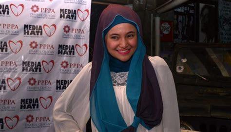 hijab ala marshanda tutorial pashmina  anita scarf