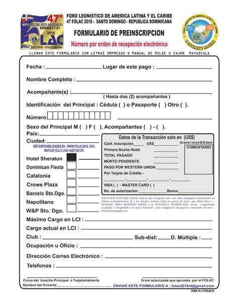 gestorando monotributo c 243 mo descargar y completar f 460 descargar formulario 797 c formulario de inscripci 243 n p