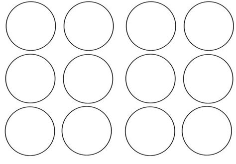 cupcake circle template cupcake topper template tutorial birthday ideas
