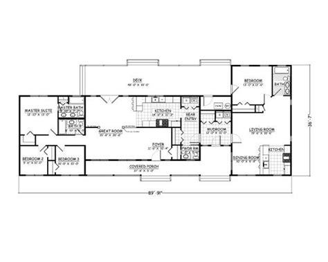 mother daughter house plans plan 957 4 bedroom 3 5 bath 2300 sqft mother