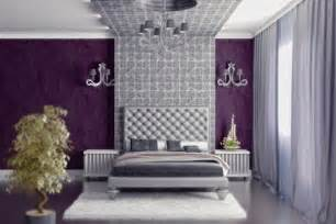 wall decor for purple bedroom 5 awesome purple bedroom ideas