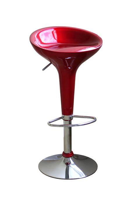 Reddish Stool by Modern Kitchen Stools Quicua