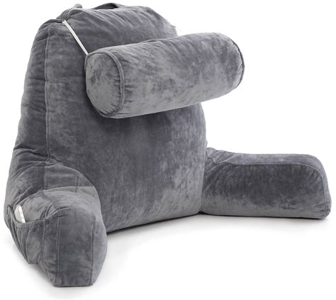 backrest pillow for bed husband pillow big bedrest reading support bed backrest