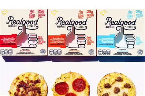 creative pizza names three new flavors coming in the real good breakfast pizza