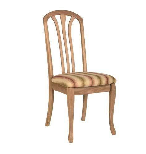Sutcliffe Harewood Fabric Slatted Back Sutcliffe Harewood Fabric Slatted Back Rounded Top Dining Chair Range Dining Chairs Rangers