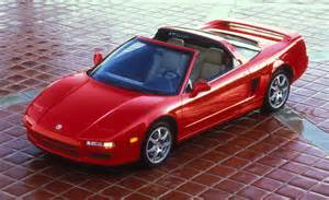 1995 Acura Nsx T Car And Driver
