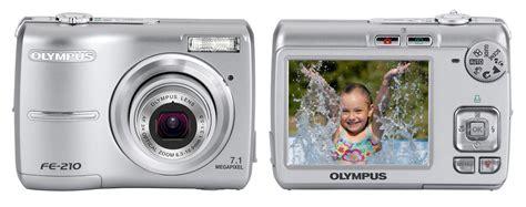 Kamera Digital Olympus Fe 210 olympus fe 210