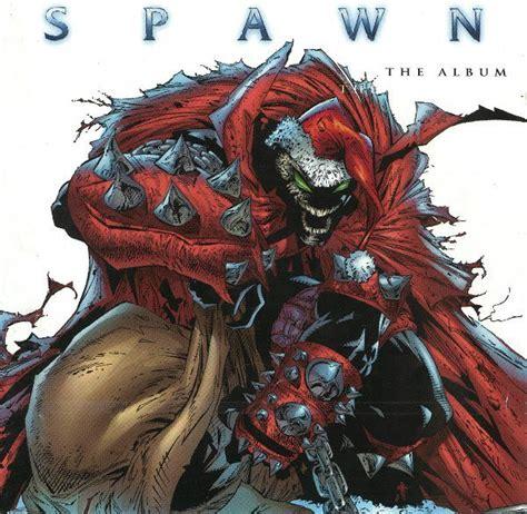 Spawn The various spawn the album cd album at discogs