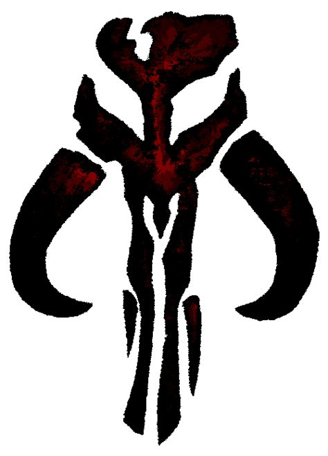 mandalorian symbol wallpaper wallpapersafari