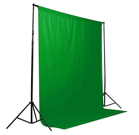 1.8x2.7m green screen wall chromakey backdrop muslin video