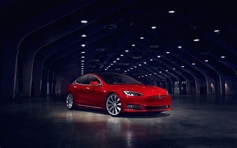 Tesla Car Wallpaper Hd tesla model s p90d wallpaper hd car wallpapers id 6499