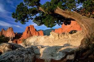 Garden Of The Gods 5050 York St Garden Of The Gods Colorado Photograph
