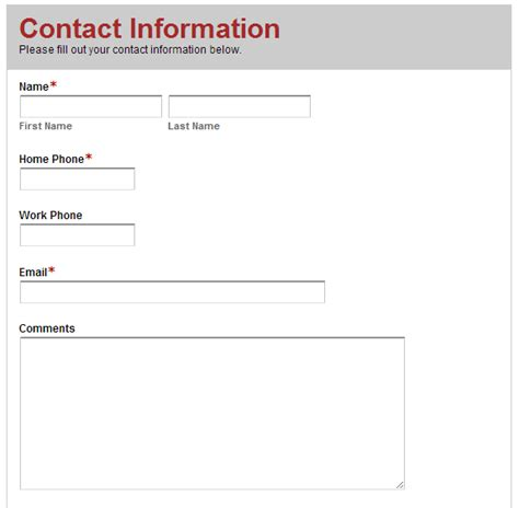 contact form 7 templates great creative web designs easy to use templates and designs