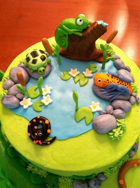 lizard cake template reptile birthday cake ktrdecor