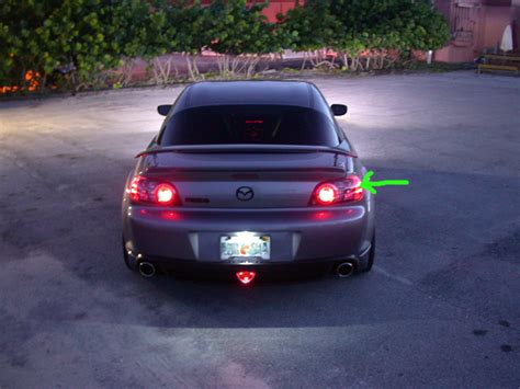 Parking Light by Parking Light Led Rx8club