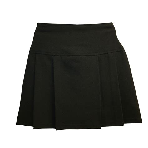 junior pleated skirt in 3 colours from school scotland