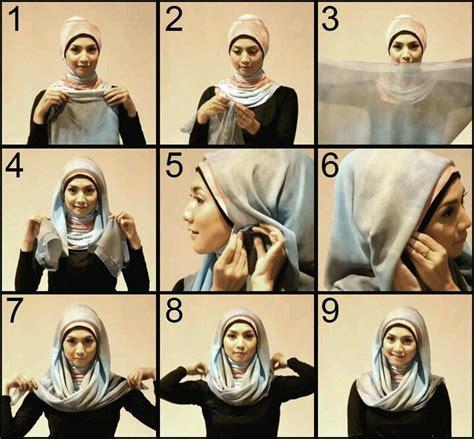 tutorial memakai niqab 340 best images about hijab on pinterest wedding hijab