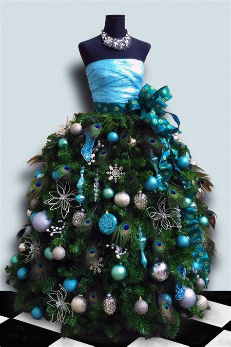 dress form christmas tree dress tutorials for crafters