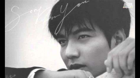 Min Ho Song For You min ho song for you cantar 233 subtitulada al espa 241 ol