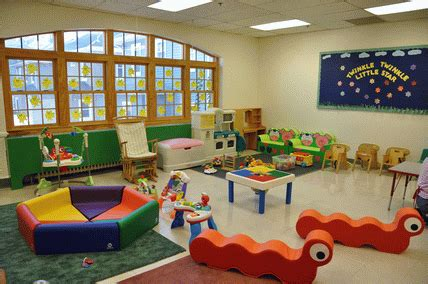 6 most essential daycare furniture types