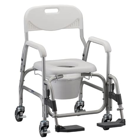 Commode Shower Chair by Deluxe Shower Chair And Commode Rehab Shower